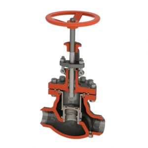 Bolted Bonnet Stop Check Valve by Crane Nuclear