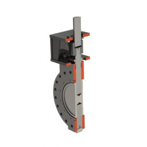 High Performance Butterfly Valve 16 inches by Crane Nuclear