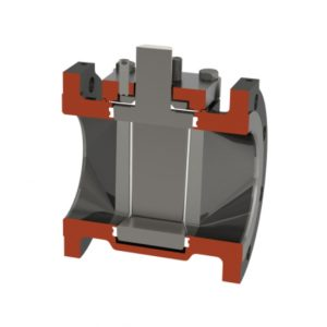 Two Way Plug Valve by Crane Nuclear